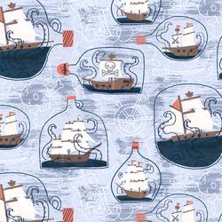 Ship in a Bottle in Poseidon