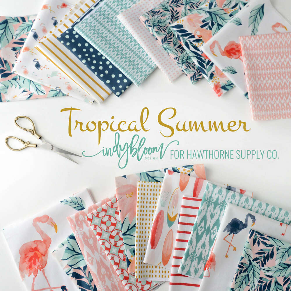 Tropical Summer Poster Image