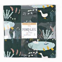 "Pond Life 10"" Square Pack"