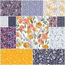 Botany Fat Quarter Bundle