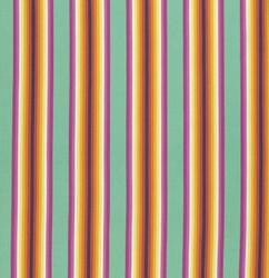 Tick Tock Stripe in Sorbet