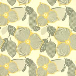 Optic Blossom in Linen