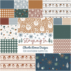 Staying In Fat Quarter Bundle
