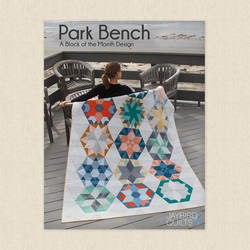 Park Bench Block of the Month
