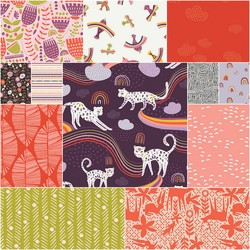 Kushukuru Fat Quarter Bundle