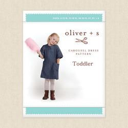 Toddler Carousel Dress