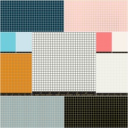 Anagram Fat Quarter Bundle in Grid
