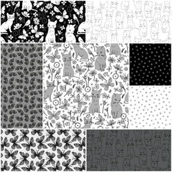 Kitty Kitty Fat Quarter Bundle