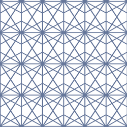 Terrarium in Azurite on White