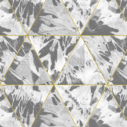 Denim Dreams in Concrete Metallic