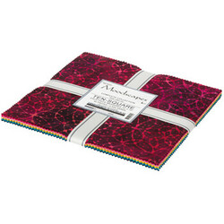 "Moodscapes Artisan Batiks 10"" Square Pack"