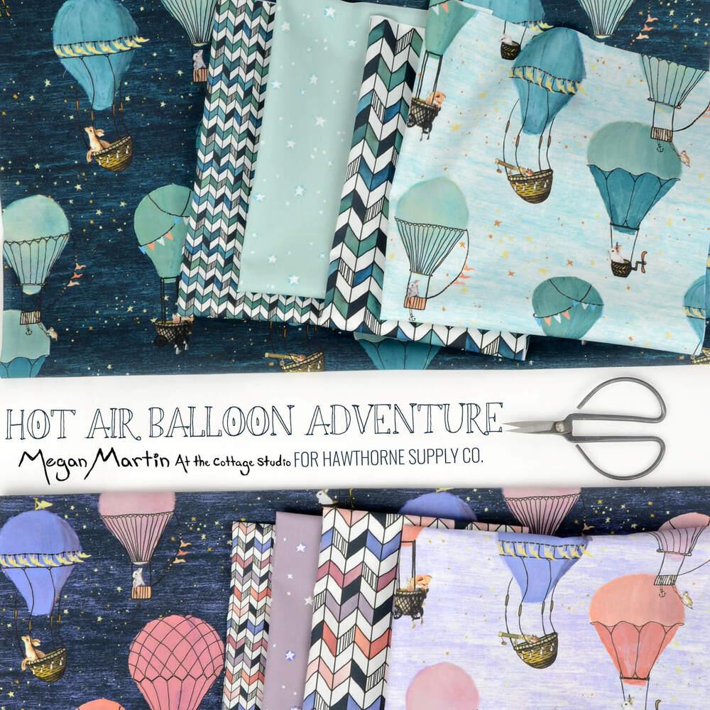 Hot Air Balloon Adventure  Poster Image