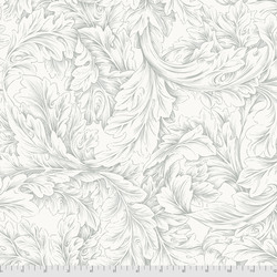 Acanthus Scroll in Silver