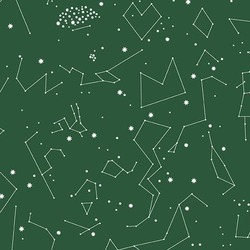 Constellations in Spruce