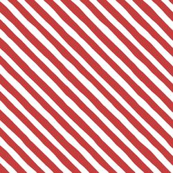 Rogue Stripe in Geranium