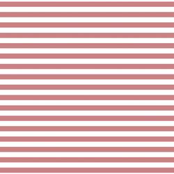 Horizontal Dress Stripe in Berry