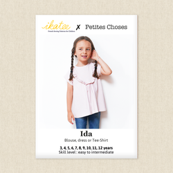 Ida Blouse, Dress and T-shirt - Kids