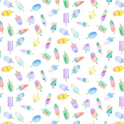 Popsicles in Summer