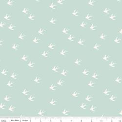 Swallows in Mint
