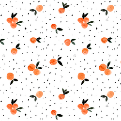 Small Clementine Cuties in Orange