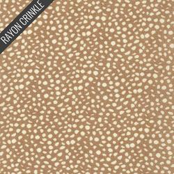 Mosaic Crinkle in Beige