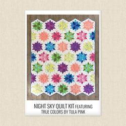 Night Sky Quilt Kit