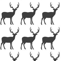 Deer in Onyx