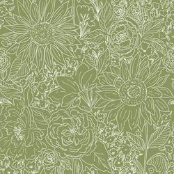 Paperie in Mistletoe Green