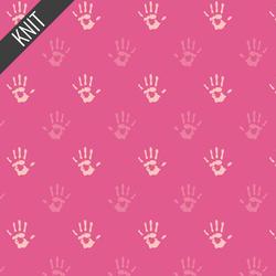 Fingerpaint Knit in Pink