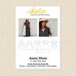 Anna Dress - Women