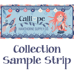 Calliope Sample Strip