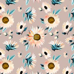 Sunflowers in Peachy