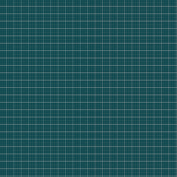 Grid in Dark Teal