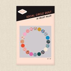 Social Circle Quilt