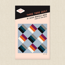 Three Tiers Quilt