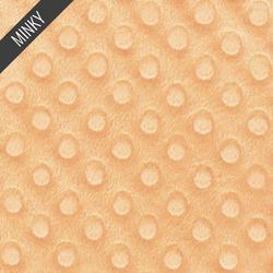 Minky Dimple Dot in Nectar