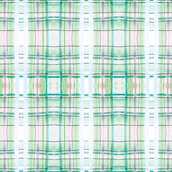Sweet Plaid in Green