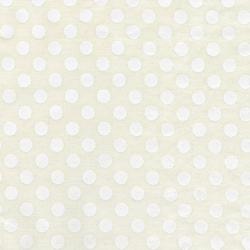 Medium Spots in Ivory
