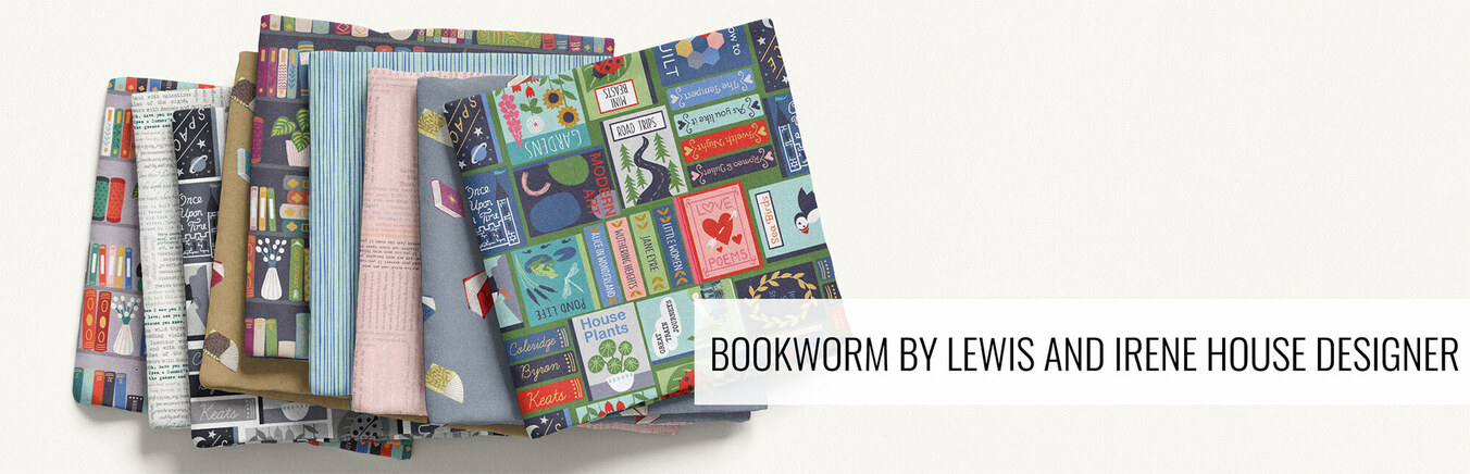 Bookworm by Lewis and Irene