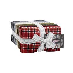 Yuletide Gatherings Flannels Fat Eighth Bundle