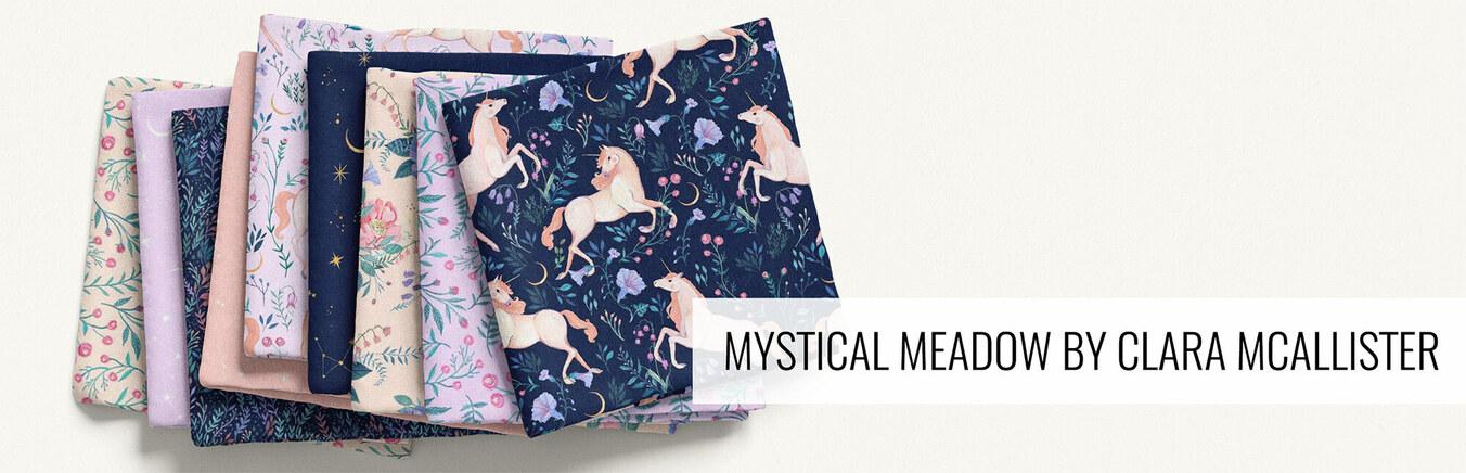Mystical Meadow by Clara McAllister
