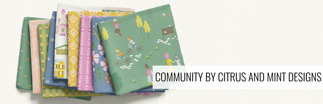 Community by Citrus and Mint Designs