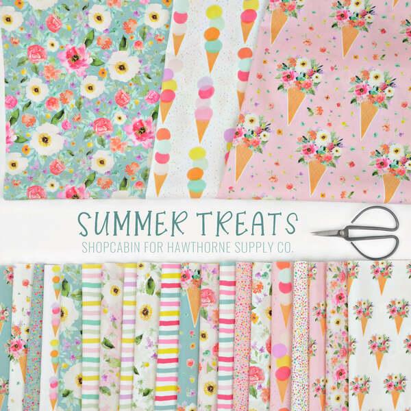Summer Treats Poster Image