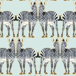 Zebra in Mint