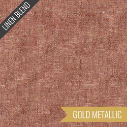 Essex Yarn Dyed Metallic in Copper