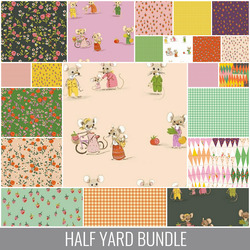 Trixie Half Yard Bundle