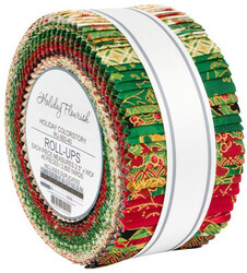 Holiday Flourish 14 Roll Up in Holiday Colorstory