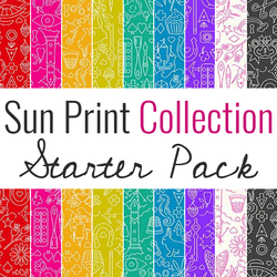 Sun Print Starter Pack in Collection