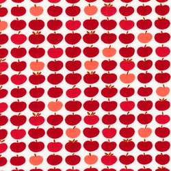 Apples Knit in Red