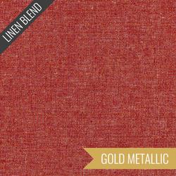 Essex Yarn Dyed Metallic in Ruby